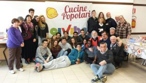 Il pane di Gianluca per le Cucine Popolari